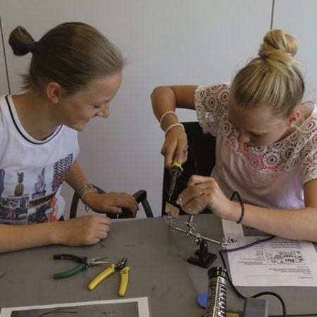 FabLab Sommerakademie: 3. – 7. August 2015