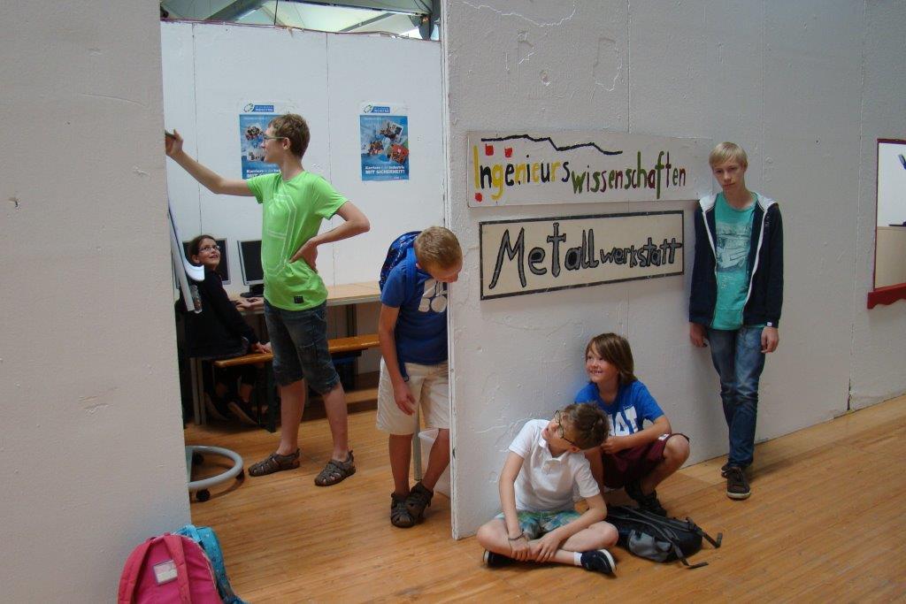 """Das war die Kinderstadt """"Mini Salzburg"""" 2015"""