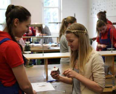 Girls' Day der Salzburger Industrie