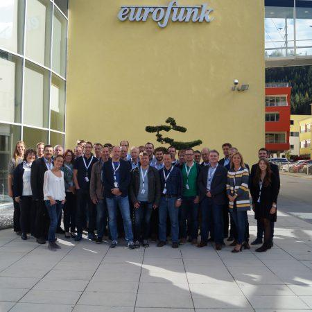 5. TAF bei eurofunk Kappacher