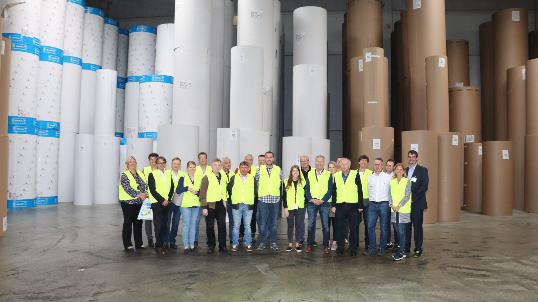 7. TAF bei Mosburger GmbH in Straßwalchen