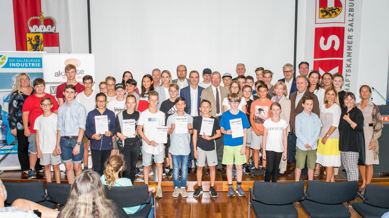 Smart Summer 2019 – 1. Woche erfolgreich abgeschlossen