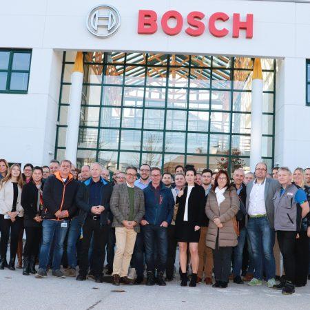 9. TAF bei Robert Bosch AG